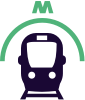 U-Bahn zu Panorama Mesdag